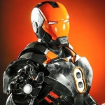 baltimore orioles sports fan in ironman outfit
